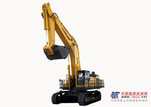 中联特大型挖掘机推荐,中联重科ZE1250E挖掘机全解