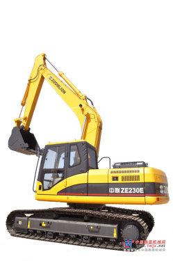 中联中型挖掘机推荐,中联重科ZE230E挖掘机全解