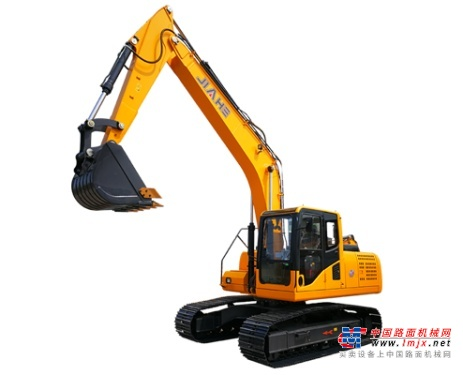 嘉和中型挖掘机推荐,嘉和重工JH180履带式挖掘机全解