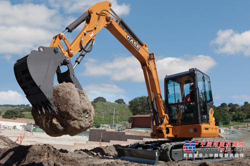 凯斯小型挖掘机推荐,凯斯CX58C小型挖掘机全解