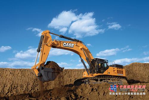凯斯特大型挖掘机推荐,凯斯CX800B履带式挖掘机全解