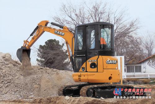凯斯微挖推荐,凯斯CX36B小型挖掘机全解