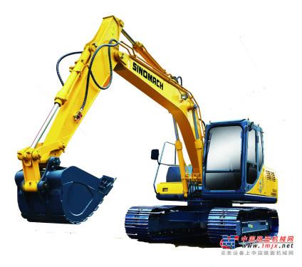 国机大型挖掘机推荐,国机重工ZG3335LC-9C挖掘机全解