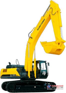 住友大型挖掘机推荐,住友SH380LHD-6挖掘机全解