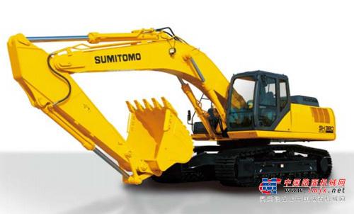 住友大型挖掘机推荐,住友SH380-5挖掘机全解