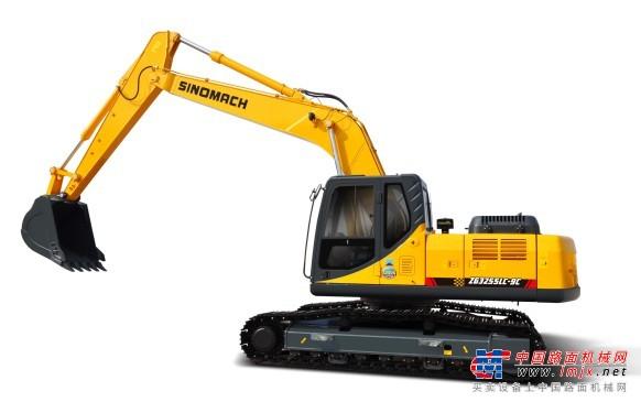 国机中型挖掘机推荐,国机重工ZG3255LC-9挖掘机全解