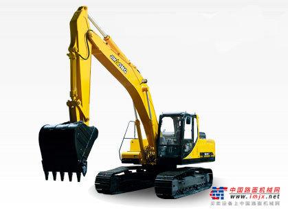 晋工中型挖掘机推荐,晋工JGM924挖掘机全解