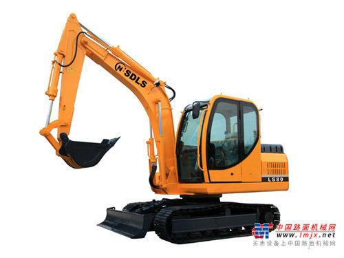 力士小型挖掘机推荐,力士LS80挖掘机全解