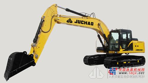 巨超中型挖掘机推荐,巨超JC220-9挖掘机全解