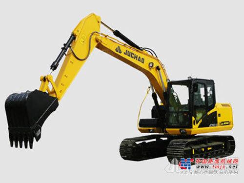 巨超中型挖掘机推荐,巨超JC150-9挖掘机全解