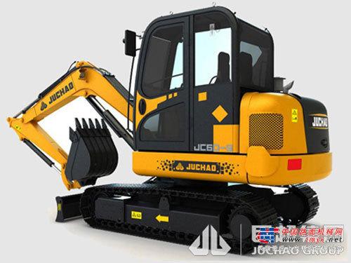 巨超小型挖掘机推荐,巨超JC60-9挖掘机全解