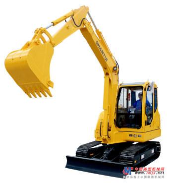 山推挖掘机小型挖掘机推荐,山推挖掘机SE60-9(标配版)挖掘机全解