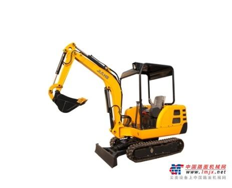 嘉和挖掘机推荐,嘉和重工JH22履带式挖掘机全解