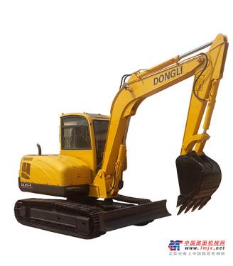 东力小型挖掘机推荐,东力DL65-8挖掘机全解
