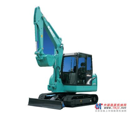 神钢小型挖掘机推荐,神钢SK60-8挖掘机全解