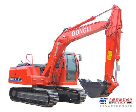 东力中型挖掘机推荐,东力DL150-8挖掘机全解