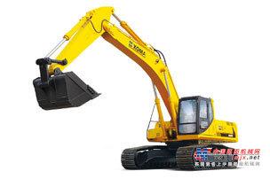 厦工大型挖掘机推荐,厦工XG836EL履带式挖掘机全解