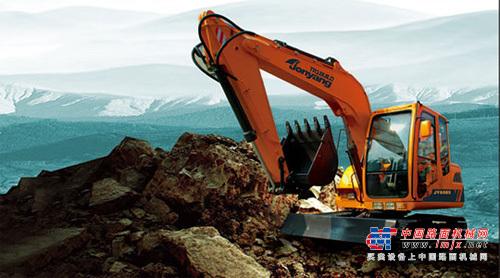詹阳动力小型挖掘机推荐,詹阳动力Y6085挖掘机全解