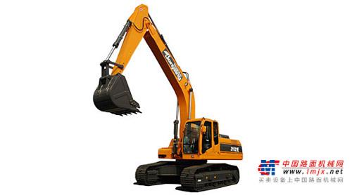 詹阳动力中型挖掘机推荐,詹阳动力JY621E挖掘机全解
