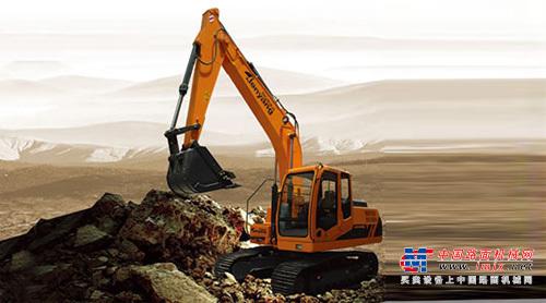 詹阳动力中型挖掘机推荐,詹阳动力JY615E挖掘机全解