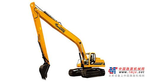 詹阳动力中型挖掘机推荐,詹阳动力JY623ELD挖掘机全解