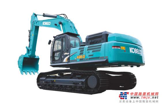 神钢特大型挖掘机推荐,神钢SK495D-8挖掘机全解
