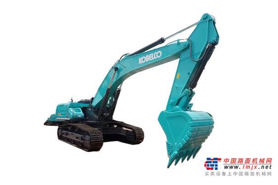 神钢大型挖掘机推荐,神钢SK380XD-10挖掘机全解