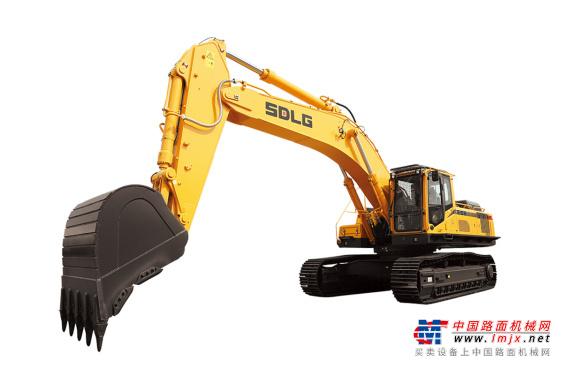 临工大型挖掘机推荐,山东临工E6500F大型液压挖掘机全解