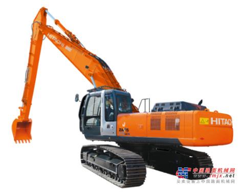 日立挖掘机推荐,原装日立ZX330LC-3G多功能长臂机全解