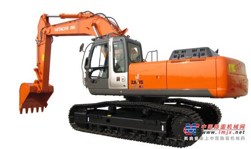 日立大型挖掘机推荐,原装日立ZX350K-3G挖掘机全解