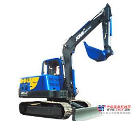 恒天九五小型挖掘机推荐,恒天九五JV55-7履带式液压挖掘机全解
