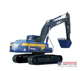 恒天九五中型挖掘机推荐,恒天九五JV235LC履带式液压挖掘机(五十铃动力)全解