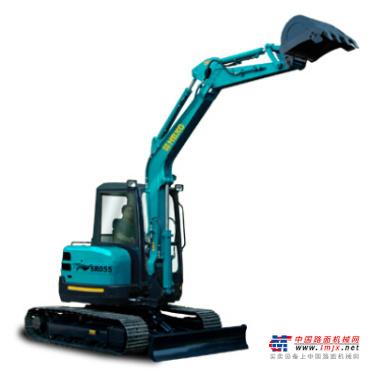 宣工小型挖掘机推荐,宣工SR055全解