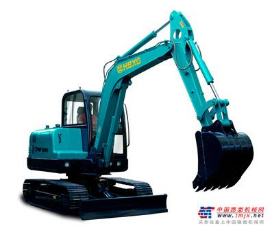 宣工小型挖掘机推荐,宣工SR060小型挖掘机全解