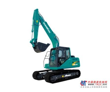 山河智能中型挖掘机推荐,山河智能SWE150E小型挖掘机全解