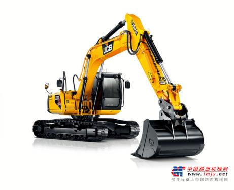 JCB中型挖掘机推荐,JCBJS210SC履带式液压挖掘机全解