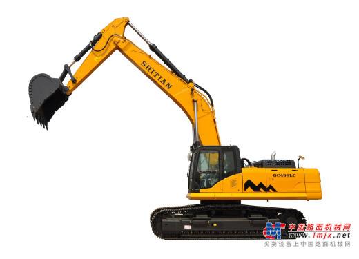 十田大型挖掘机推荐,十田重工GC498LC-9挖掘机全解