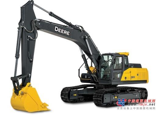 约翰迪尔大型挖掘机推荐,约翰迪尔E300 LC挖掘机全解