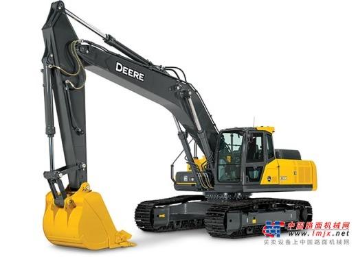 约翰迪尔大型挖掘机推荐,约翰迪尔E330 LC挖掘机全解