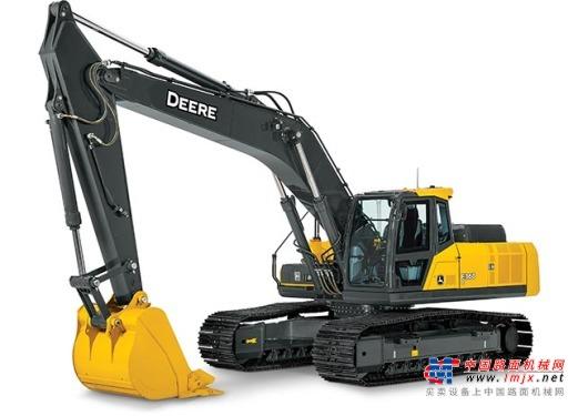 约翰迪尔大型挖掘机推荐,约翰迪尔E360 LC挖掘机全解