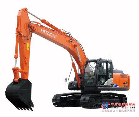 日立中型挖掘机推荐,日立ZX210K-5A中型挖掘机全解
