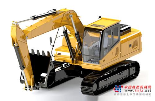 恒岳中型挖掘机推荐,恒岳重工HY235-8挖掘机全解