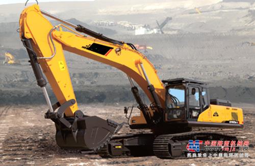 恒岳大型挖掘机推荐,恒岳重工HY465-8挖掘机全解