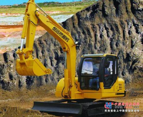 恒远小型挖掘机推荐,恒远70履带挖掘机全解