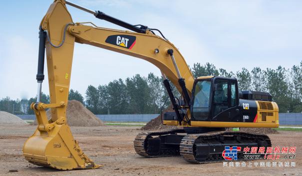 卡特大型挖掘机推荐,卡特彼勒336D2XE液压挖掘机全解