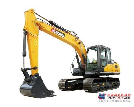 徐工中型挖掘机推荐,徐工XE155DK挖掘机全解