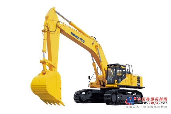 小松特大型挖掘机推荐,小松PC650LC-8E0(SE)液压挖掘机全解