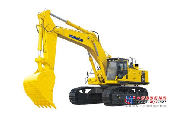 小松特大型挖掘机推荐,小松PC700LC-8E0液压挖掘机全解