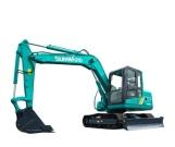 山河智能小型挖掘机推荐,山河智能SWE80E9小型挖掘机全解