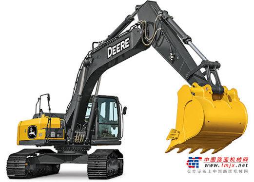 约翰迪尔中型挖掘机推荐,约翰迪尔E260 LC挖掘机全解